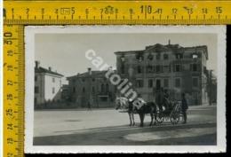 Udine Citta Casa Capellani Dopo L'invasione - Udine