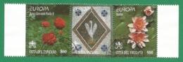 Vatikanstaat 1999  Mi.Nr. 1277 / 1278 , EUROPA CEPT  Natur- Und Nationalparks -  Gestempelt / Fine Used / (o) - Vatikan