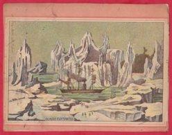 Protége Cahier Ancien Fin XIXéme Collection  ?  GLACES FLOTTANTES - Book Covers