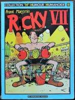 BD RICKY - 2 - RICKY VII - EO 1984 Humour Humanoide - Lucien