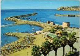 IMPERIA  Spiaggia E Porto - Imperia