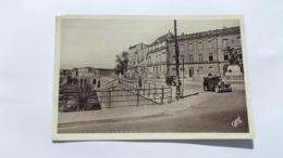 Les Quais Et Place De La Bourse - Montauban