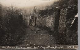 Carte Photo - Vieil Armand  Hartmannswillerkopf - Camp Renié (français) - Oorlog 1914-18
