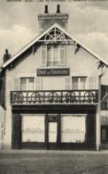 22 - Côte D'Armor - Binic - Café Du Tourisme - D 0031 - Binic