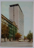 JENA UNIVERSITATSSTADT TRAMWAY DDR 1970 - Jena