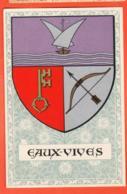 MTY-18 Genève Quartier Des Eaux-Vives, Armoiries Ecusson Arms. Non Circulé. De Siebenthal - GE Genève