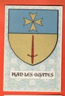 MTY-19 Genève Ville De Plan-les-Ouates, Armoiries Ecusson Arms. Non Circulé. De Siebenthal - GE Genève