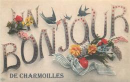 52 - Haute Marne - CHARMOILLES - 521123 -  Fantaisie Moderne - CPM Au Format CPA 9 X 14 Cm - France