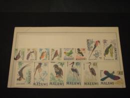 MALAWI - 1968 UCCELLI 14 VALORI - NUOVI(++) - Malawi (1964-...)