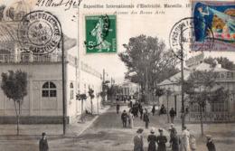 Marseille - Expo  Internat D'electricité 1908 - Avenue Des Beaux Arts - - Exposition D'Electricité Et Autres