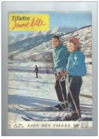 Fillette Jeune Fille N°704 Brigitte Bardot Et Romy Schneider - La Pluie Sur Le Sari - Film : Orient-Express De 1960 - Fillette