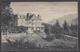 109431/ MEIRINGEN, Kurhaus Brünig - BE Berne