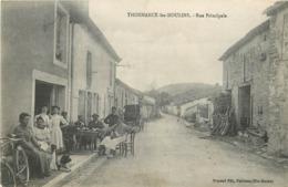 52 - Haute Marne - THONNANCE - 523913 A - Rue Principale - France