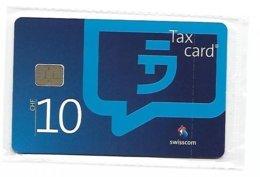CHF 10 - La Denière Carte / The Last Card - INTROUVABLE/ VERY RARE Neuve Sb / Mint - Suiza