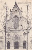 CPA PARIS - Eglise Evangélique - Avenue De La Grande Armée @ CLC 511 - Churches