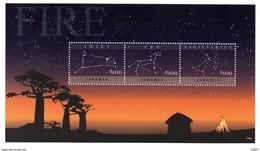 Liberia 2011**, Sternbilder, Sukkulente Baobab / Liberia 2011, MNH, Star Constellations, Succupent Baobab - Sukkulenten