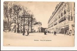 Suisse Genève Rue De Lauzanne - GE Ginevra