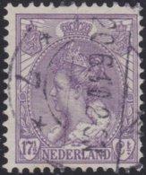 Nederland     .    NVPH     .    66    .     O   .    Gebruikt   .    /    .   Cancelled - Period 1891-1948 (Wilhelmina)