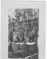 CARTE PHOTO  De MILITAIRES 6 De La Premiere Guerre - Personen