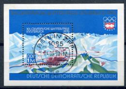 DDR Michel-Nr. Block 43 Vollstempel - Blocchi