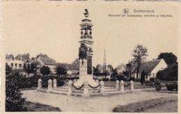 Grobbendonk, Monument Der Gesneuvelden 1914-1918 En 1940-1945 (pk61885) - Grobbendonk
