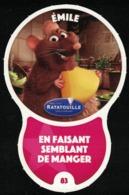 Carte à Collectionner Disney Auchan Les Défis Effet Émile 83 / 96 - Andere Sammlungen