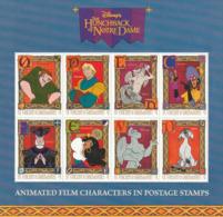 ST. VINCENT AND THE GRENADINES 1996 Disney - The Hunchback Of Notre Dame MNH - St.Vincent Y Las Granadinas