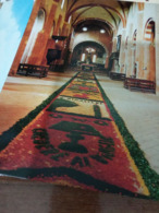 PIACENZA ALSENO  TEMPIO  CHIESA ABBAZIA INFIORATA N1975  HF985 - Piacenza