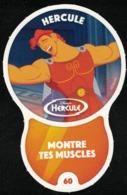Carte à Collectionner Disney Auchan Les Défis Challenge Hercule 60 / 96 - Andere Sammlungen