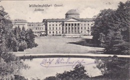 AK Cassel Kassel - Wilhelmshöhe - Schloss (44249) - Kassel