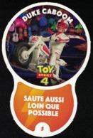 Carte à Collectionner Disney Auchan Les Défis Challenge Duke Caboom 5 / 96 - Andere Sammlungen