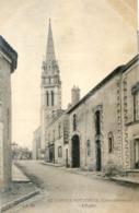 44 - Le Loroux Bottereau - L'Eglise - France