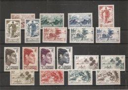 Océanie ( 182/200 XXX -MNH) - Oceania (1892-1958)