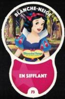 Carte à Collectionner Disney Auchan Les Défis Effet Blanche Neige 73 / 96 - Andere Sammlungen