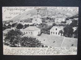 AK LANGENZERSDORF B. Korneuburg 1905 // D*40432 - Korneuburg