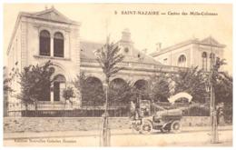 8  ST NAZAIRE   CASINO DES MILLE-COLONNES     AUTOMOBILE    CARTE ANIMEE - Saint Nazaire