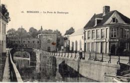 59 Bergues / La Porte De Dunkerque 1916 - Bergues