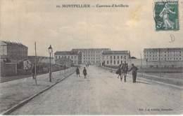 MILITARIA ( Casernes ) 34 - MONTPELLIER : Caserne D'Artillerie - CPA - Hérault - Barracks