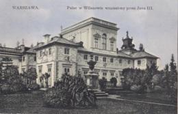 Warszawa Circulée En 1919 - Pologne