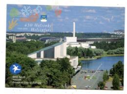 FINLAND - AK 362904 Helsinki - Helsingfors - Finlandia Hall - Finnish National Opera - Olympia Stadium - Finland