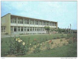 Carte Postale 04.  Sainte-Tulle  école Des Métiers De L' E.D.F.  Trés Beau Plan - France