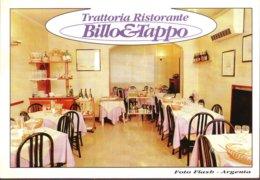 Argenta, Billo E Tappo Trattoria Ristorante Anni '80/90 - Hotel's & Restaurants