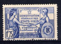 France: Yv 357  Obl. - Frankreich
