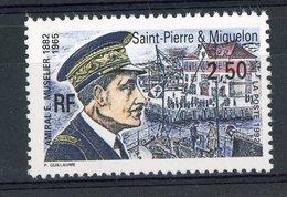 Saint Pierre Et Miquelon  -  1992  :  Yv  558  ** - St.Pierre & Miquelon