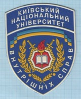 Ukraine / Patch Abzeichen Parche Ecusson / Kyiv National University Of Internal Affairs. Police. - Police