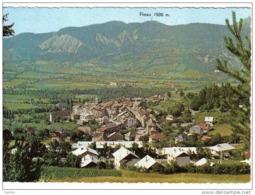 Carte Postale 04. Seyne-les-Alpes Et La Vallée Ste-Rose  Trés Beau Plan - France
