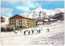 """Carte Postale 04. Le Sauze Hotel  """"Balcon""""  Trés Beau Plan - France"""