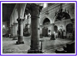 23552   CPM :  ENNA  ;   Interno Del Duomo ! Superbe Carte Photo !!! ACHAT DIRECT !! - Enna