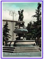 23553   CPM :  ENNA  ;   La Fontana Col Ratto Di Proserpina ! Superbe Carte Photo !!! - Enna