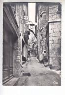 SP- 05 - SERRES - La Rue Principale Du Vieux Bourg - Timbre - Cachet - 1981 - France